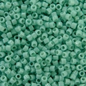 Picture of Miyuki Delica Seed Beads | 11/0 - DB-2356 (H2) DURACOAT Opaque Mint Julep (5 g.)
