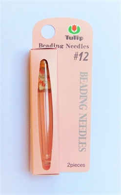 "Picture of Beading Needles | Tulip: #12 - 1.9"" Long"
