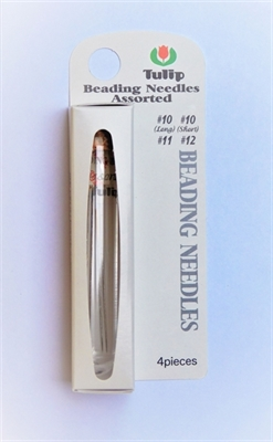 Picture of Beading Needles | Tulip: 4-pc. Assorted Sizes